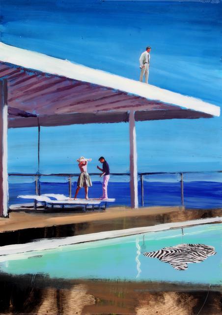 , 'Los invitados,' 2016, Victor Lope Arte Contemporaneo