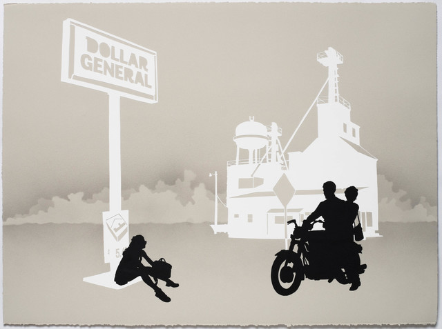 , 'Dollar General,' 2015, The Southern