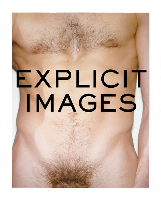 , 'This exhibition contains explicit images!,' 2016, The Ravestijn Gallery