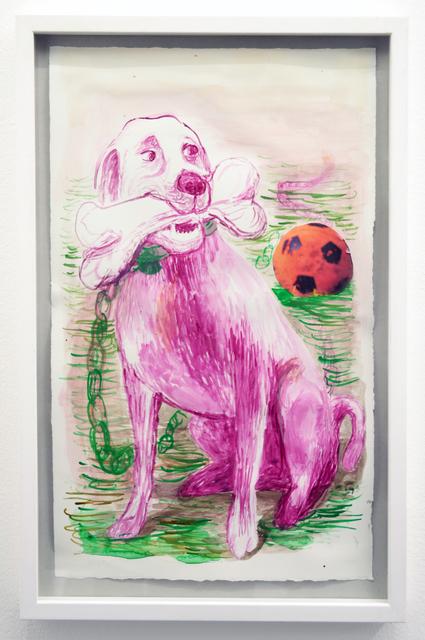 , 'Rollo,' 2016, Marie Kirkegaard Gallery