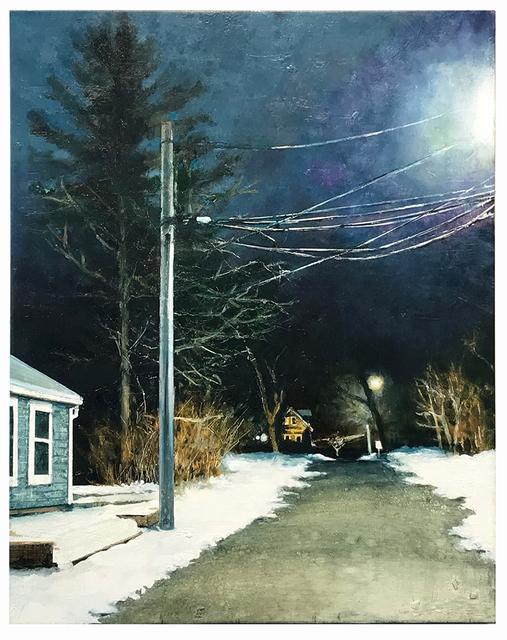 , 'Miller Hill 3,' 2019, Albert Merola Gallery