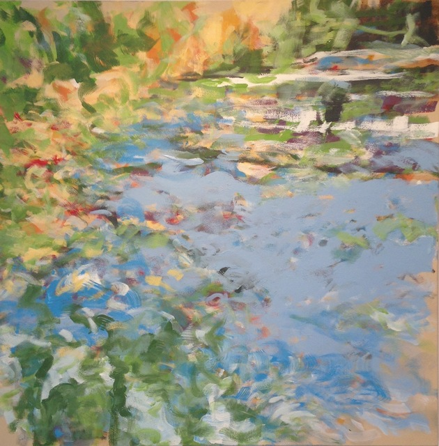 , 'Creek View,' , Maybaum Gallery