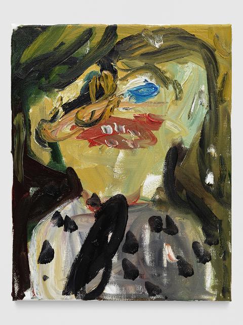 , 'untitled (Portrait 01),' 2018, Timothy Taylor