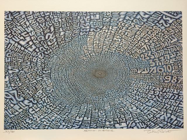 Tobia Rava, 'Memoria Universale', Galerie AM PARK