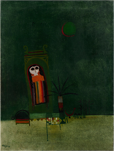 , 'Southern Bride,' 1969, Meem Gallery
