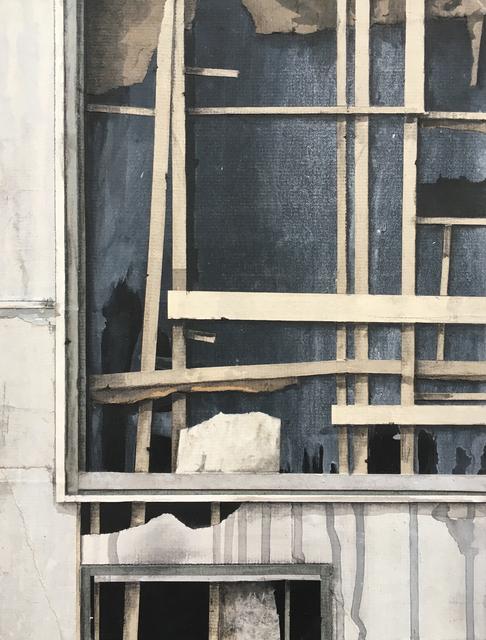 , 'Fragments Study,' 2017, BoxHeart