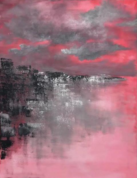 Gaëlle Le Coze, 'Horizon', 2018, Galerie Libre Est L'Art