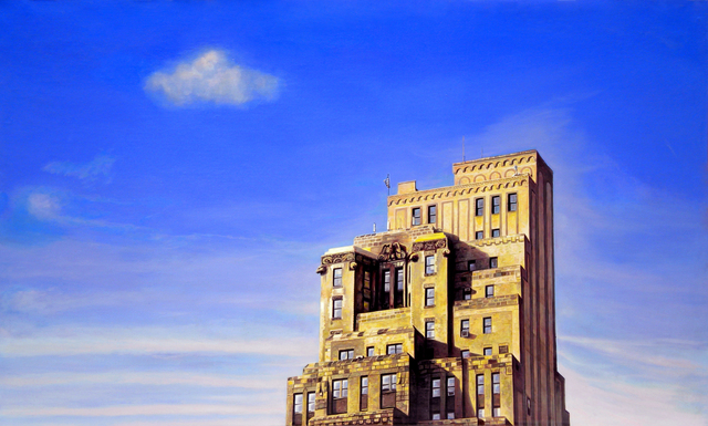 , 'Building in the Sun,' , RJD Gallery