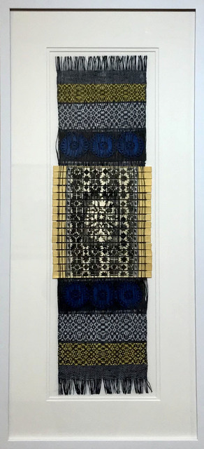 , 'Cretan Pattern with Italian Crochet ,' 2017, ART MORA