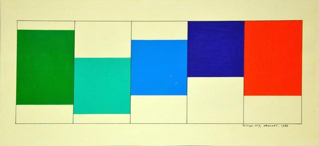 , 'Ritmo no. 7,' 1982, Henrique Faria Fine Art