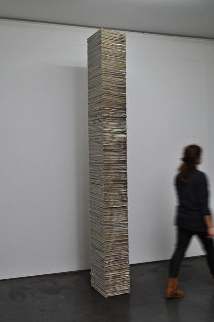 , 'One Year 3,' 2019, Juan Silió