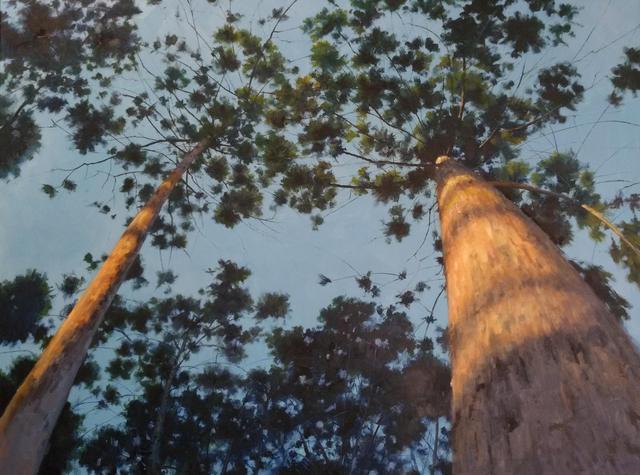 , 'Under the Blue Sky,' 2018, Susan Calloway Fine Arts