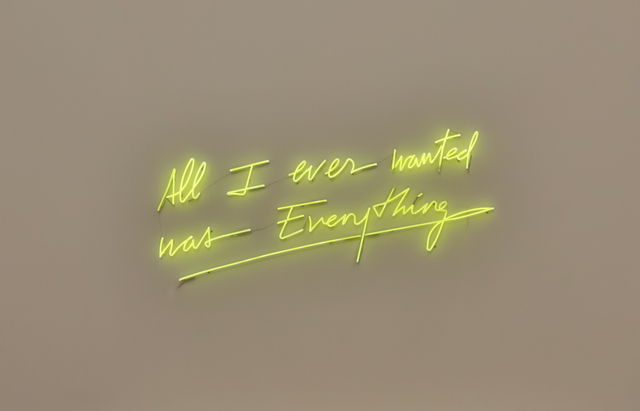 , 'All I Ever Wanted Was Everything,' 2018, Madison Gallery