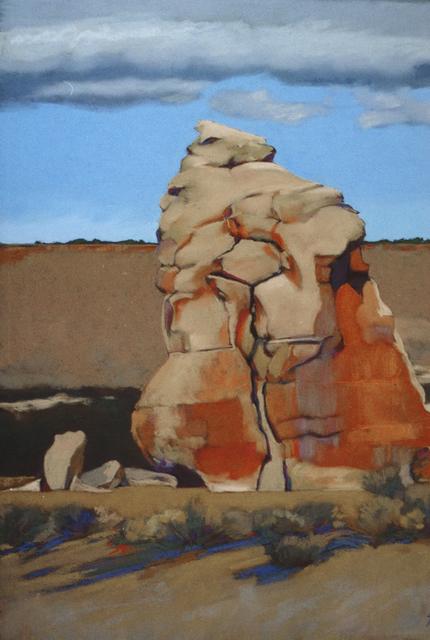 , 'Acoma Rock Formation,' , Ventana Fine Art