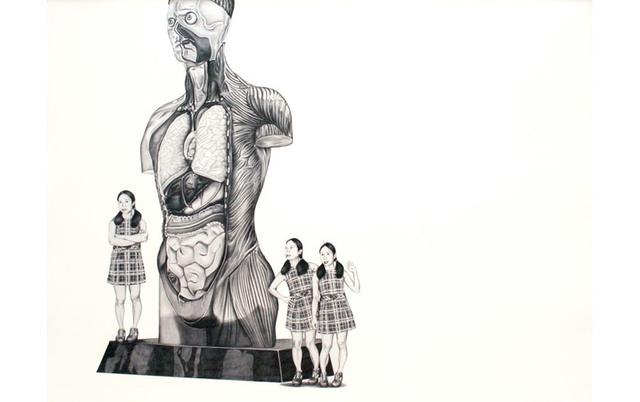 Su-en Wong, 'Mighty Hymn', 2007, Art Porters