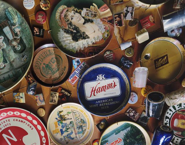 Andrew Moore, 'Homey Inn Bar', Melissa Morgan Fine Art
