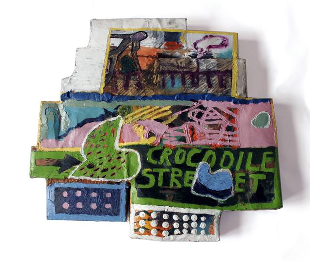 , 'Crocodile Street,' 2019, AnnArt Gallery
