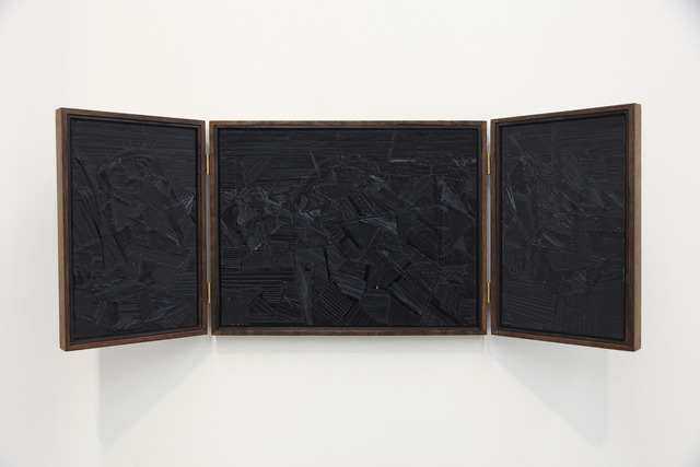 , 'They had laboured in the darkness of the earth,' 2014, Harlan Levey Projects