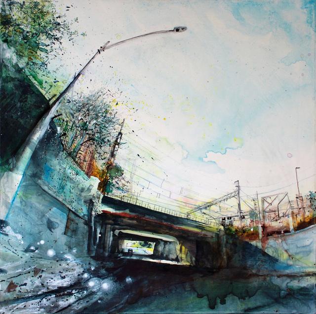 Audrey Anderson, 'Car Flyin' ', 2019, Clifton Boulder