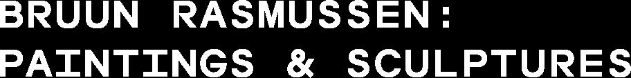 Bruun Rasmussen: Paintings & Sculptures September 2019