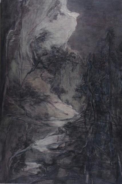 , 'Mountain in Autumn,' 2017, Aye Gallery