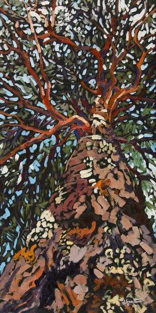 , 'Branching Out,' 2015, Abend Gallery