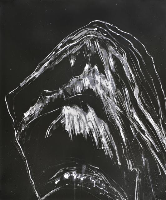, 'White Stone,' 2018, M97 Gallery