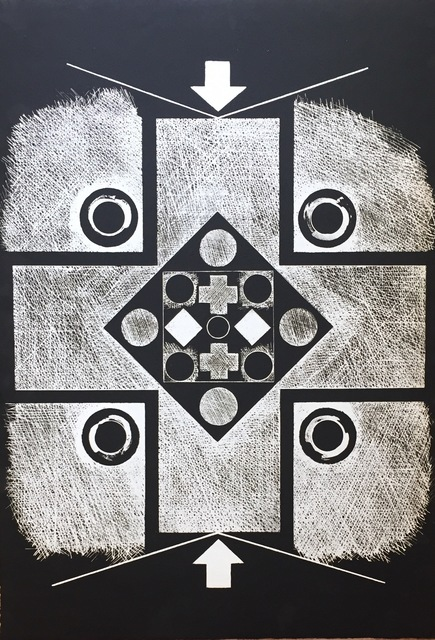, 'Five,' 1966, Kwiat Art