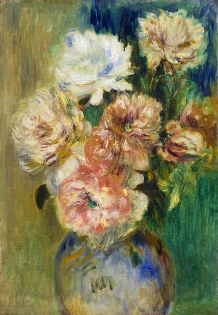 , 'Vase de fleurs, Dahlias,' , Guarisco Gallery