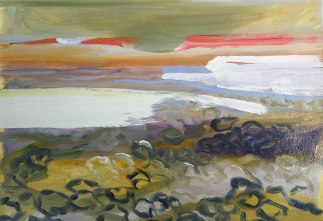 , 'River Sea 1,' 2017, Studio 21 Fine Art