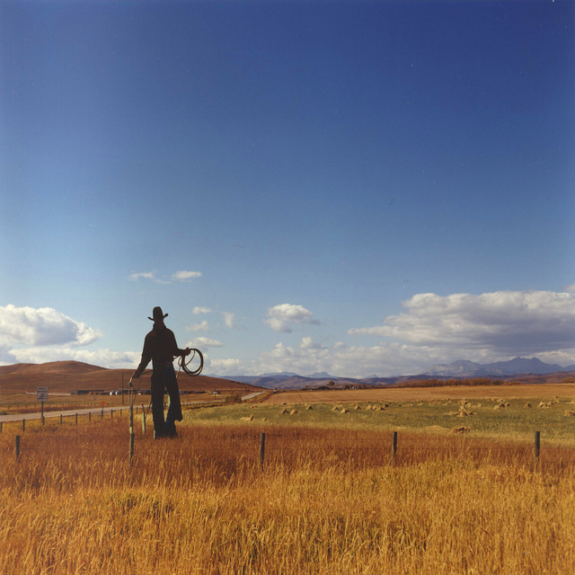Dianne Bos, 'Cowboy, Bar U Ranch (Front View)', 2012, Newzones
