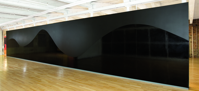 , 'Wall Drawing #822 ,' 1997, MASS MoCA