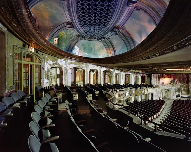 , 'Mezzanine, Uptown Theater, Chicago, USA, 2009,' , Polka Galerie