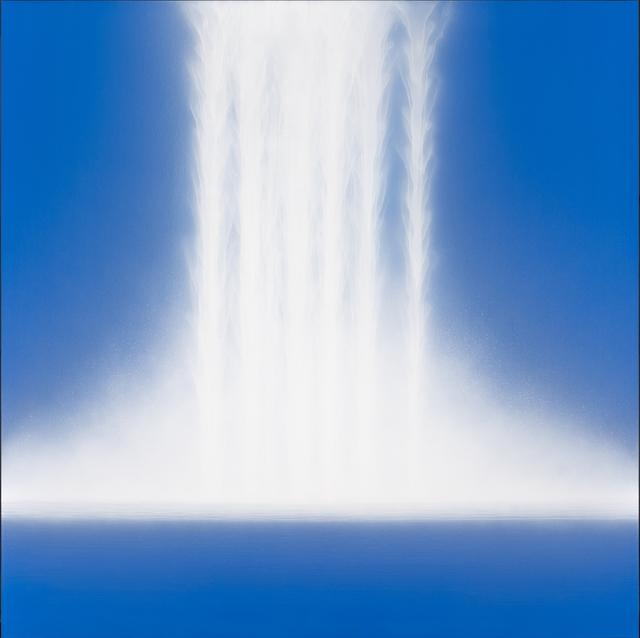 Hiroshi Senju, 'Waterfall', 2018, Sundaram Tagore Gallery