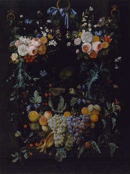 Joris van Son, 'Allegory on Human Life', ca. 1658-1660, Walters Art Museum