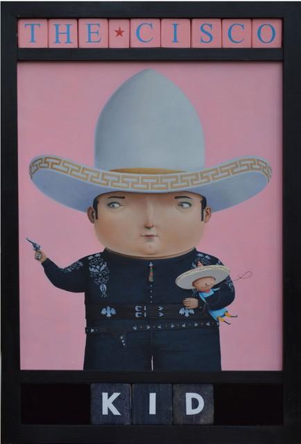 , 'The Cisco Kid,' 2017, Portal Painters