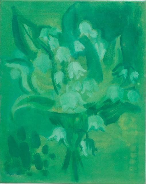, 'Green Victorian,' 2019, Galerie Lisa Kandlhofer