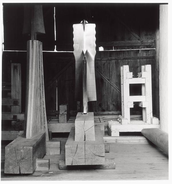 , 'Frau aus Metall,' 1990, Galerie Elisabeth & Klaus Thoman