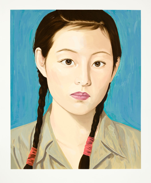 Qi Zhilong, 'China Girl 2,' 2009, Pace Prints