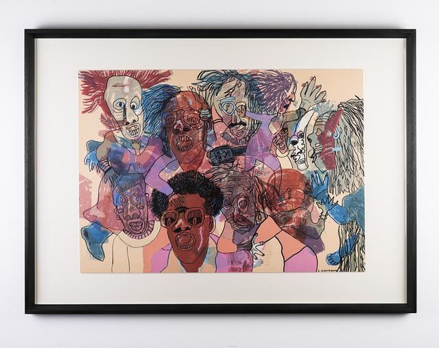 , 'Masquerade 4,' 2009, SMAC