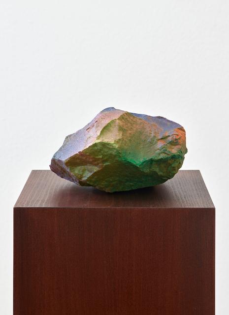 Katharina Grosse, 'Rock', 2005, Ludorff