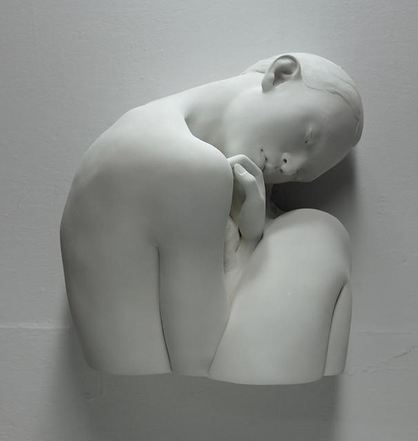 Gosia, 'Within 2', 2019, Sculpture, Polymer Gypsum, ARCADIA CONTEMPORARY