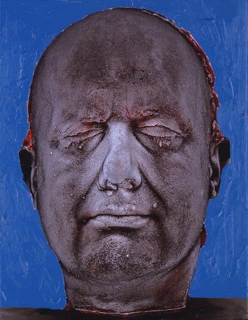 , 'Self (Blue),' 2006, Osborne Samuel