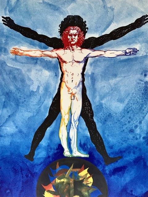 , 'L'Homme (couleur),' ca. 1980, ByNewArt