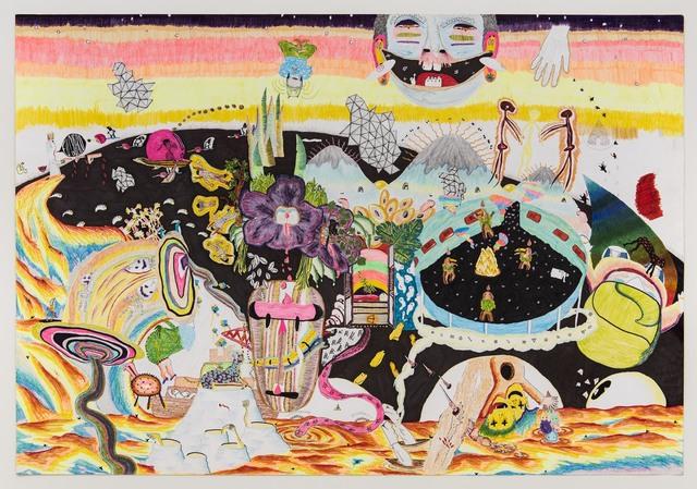 , 'Untitled,' 2016, Bergamin & Gomide
