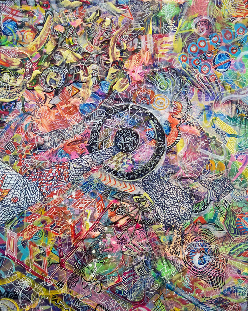 , 'Information Condenser,' 2017, Duane Reed Gallery