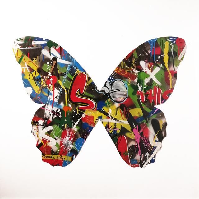 , 'Butterfly Cutout,' 2018, NextStreet Gallery