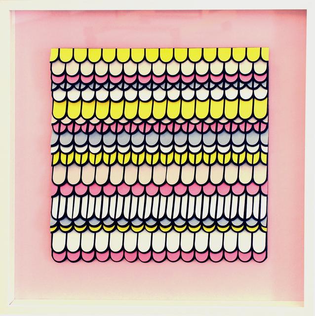 , 'Tuiles,' 2017, Galerie Art Jingle