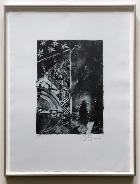 , 'Summer (Blue) (ULAE 254),' 1985-1991, Joseph K. Levene Fine Art, Ltd.