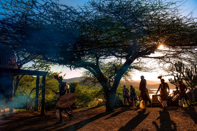 , 'South Africa I,' 2015, Galleri Duerr